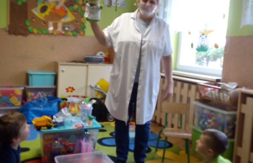 Akademia małego naukowca
